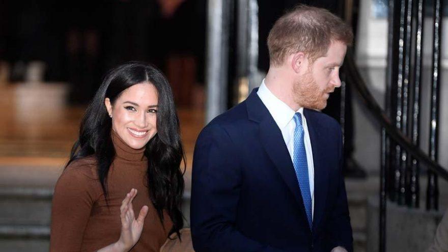 Meghan Markle ve Prens Harry, ABD Başkanı Trump görevi bırakırsa Los Angeles'a taşınabileceklerini söyledi