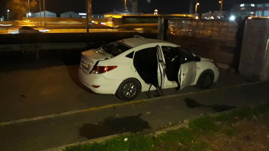 İstanbul'da sigara içilen LPG'li araçta patlama: 2 yaralı!