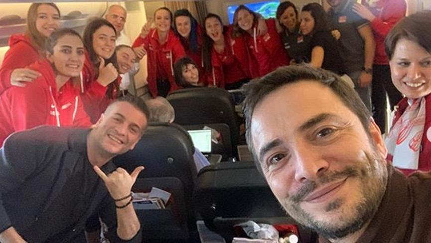 Murat Cemcir 'Filenin Sultanları' ile Tokyo'ya gidiyor!