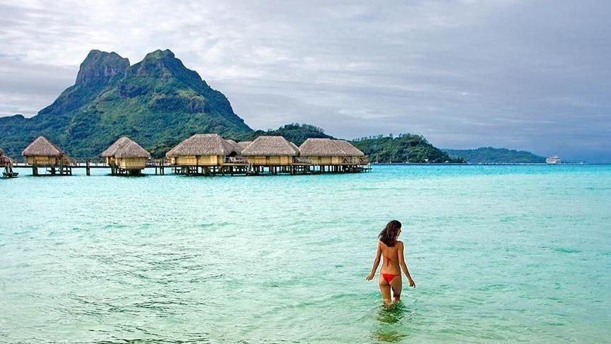 Rüya gibi bir ada: Bora Bora
