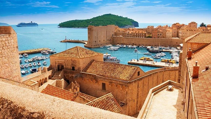 Zamanın durduğu, tarih kokan kent Dubrovnik