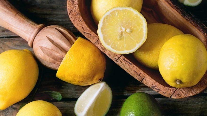 Limonun besin değerleri ve kalorisi… Limon kaç kaloridir?