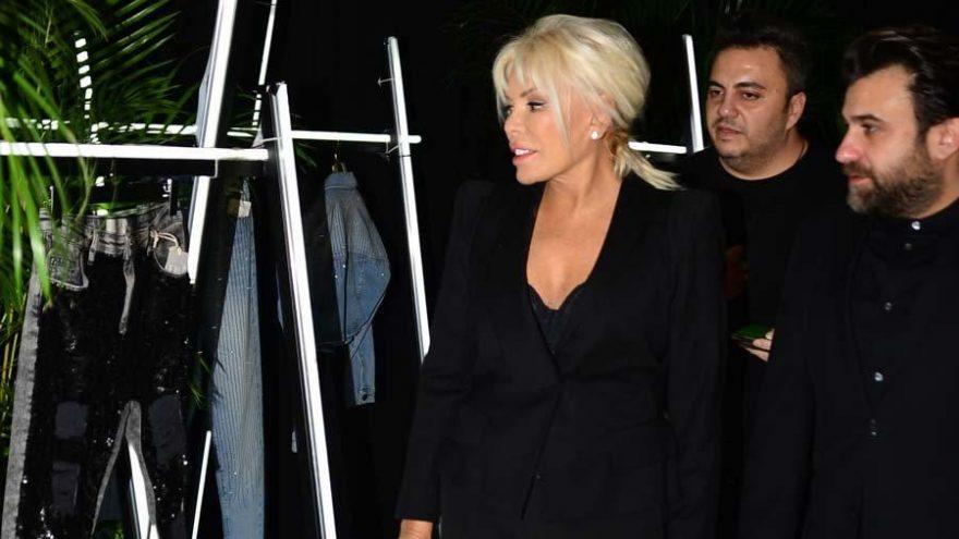 Ajda Pekkan katıldığı bir jean markasının toplantısında 'Bedenimi sonra konuşalım' dedi