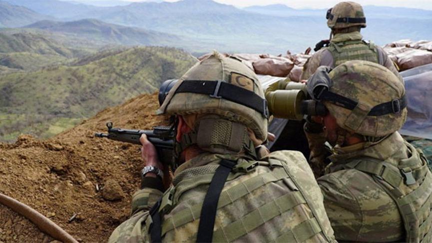 TSK ve MİT'ten ortak operasyon! 6 ölü
