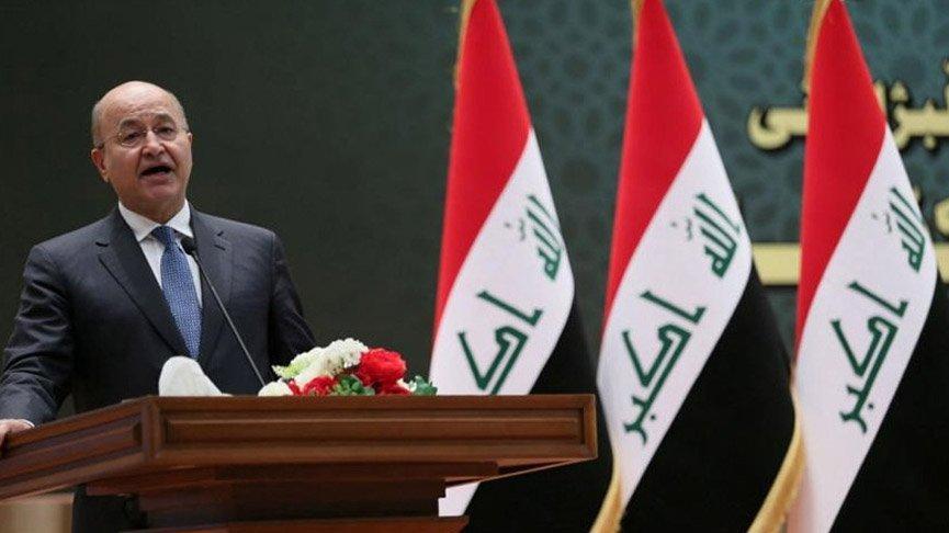 Irak'tan yeni uyarı: Komşu ülkeye saldırmak amacıyla kullanılmayacak!