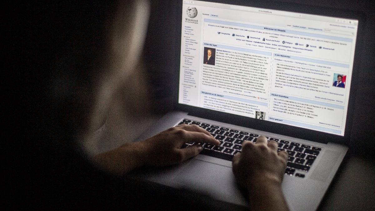 Son dakika: Wikipedia ile ilgili flaş gelişme