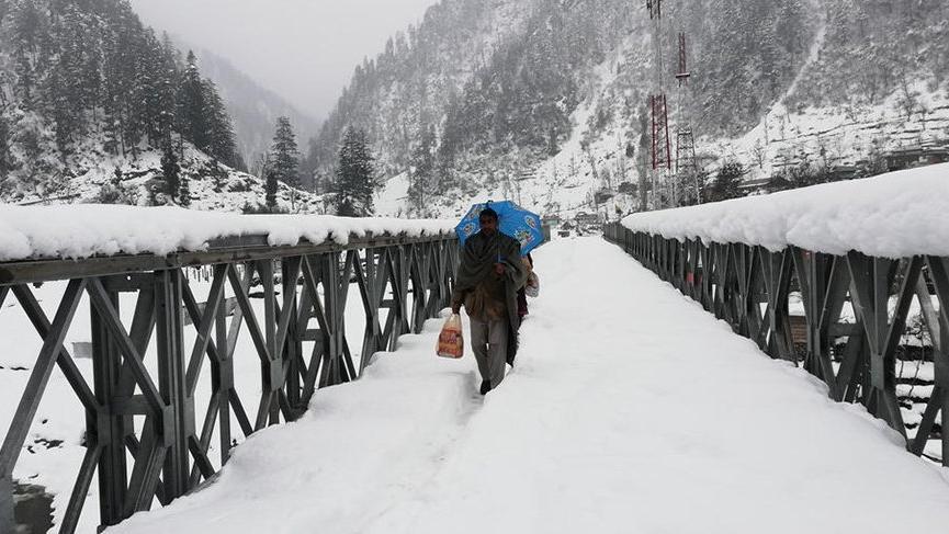 Kar yağışı felakete dönüştü! 108 ölü