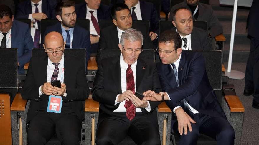 CHP'li başkanlardan toplantıya katılmama kararı aldı