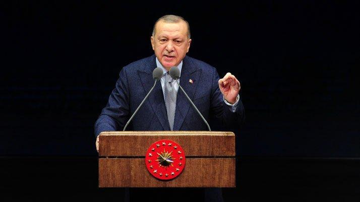 Cumhurbaşkanı Erdoğan: Kanal İstanbul projesini çok yakında başlatıyoruz