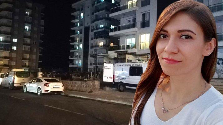İzmir'de hemşirenin tüyler ürperten intiharı