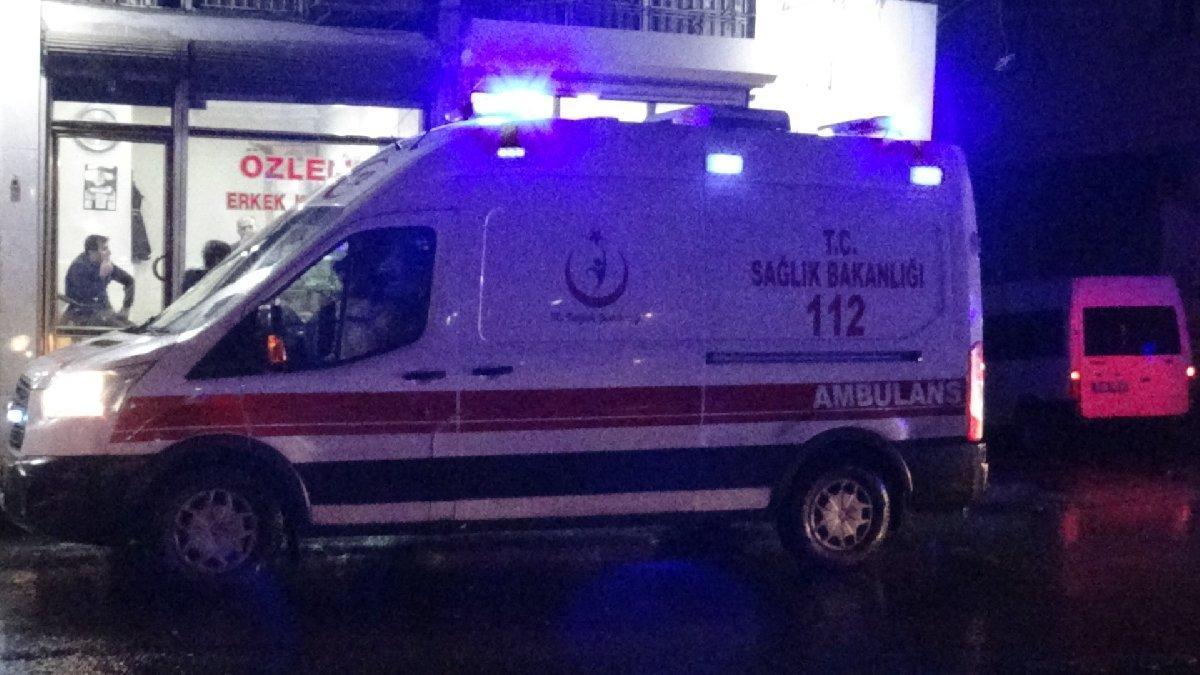 4 kişilik aile sobadan sızan gazdan zehirlendi