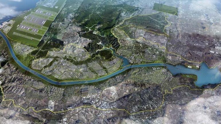 Son dakika… Kanal İstanbul ÇED raporuna onay çıktı