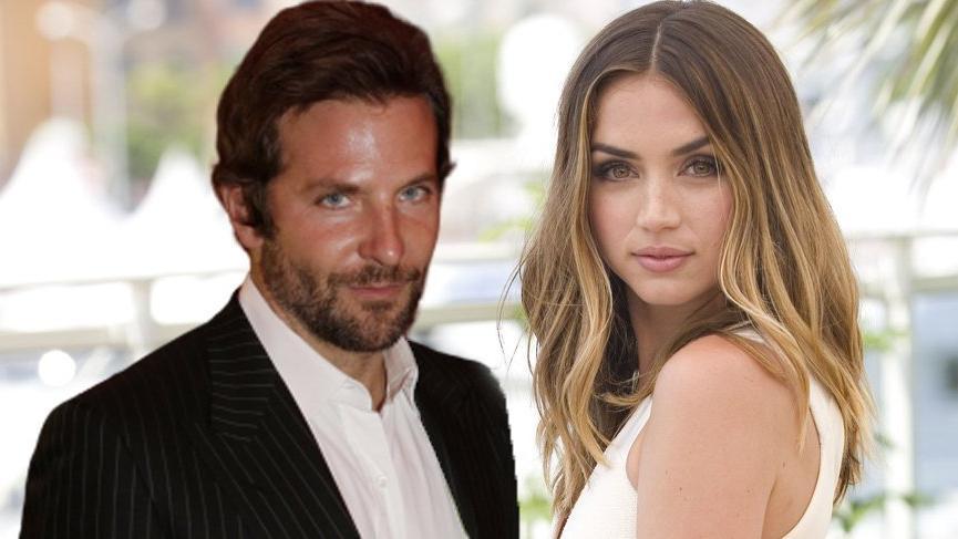 Bradley Cooper ve Ana de Armas'ın sevgili oldukları iddia ediliyor