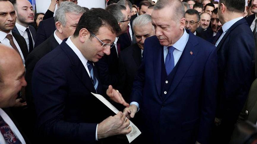 Son dakika... Erdoğan: 'O mektup şahsa özel, içeriğini açıklayamam'