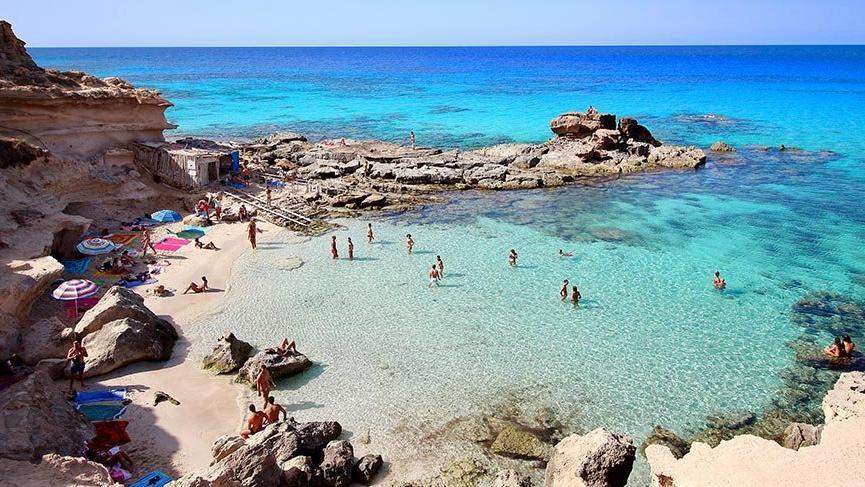İspanya'nın cennet adası Formentera