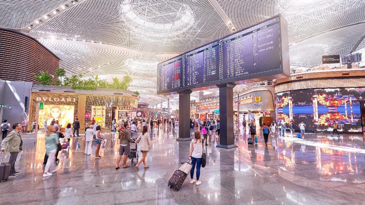 İstanbul Havalimanı'nda ilk yıl bilançosu