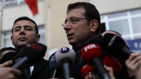 İmamoğlu, Erdoğan'asunduğu mektubun içeriğini açıkladı
