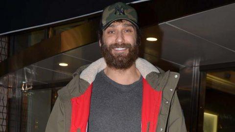 Seçkin Özdemir dizi için bıraktığı sakallarını kesemedi