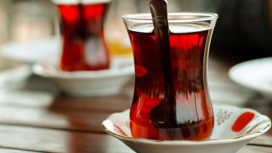 İşte çay içmenin faydaları