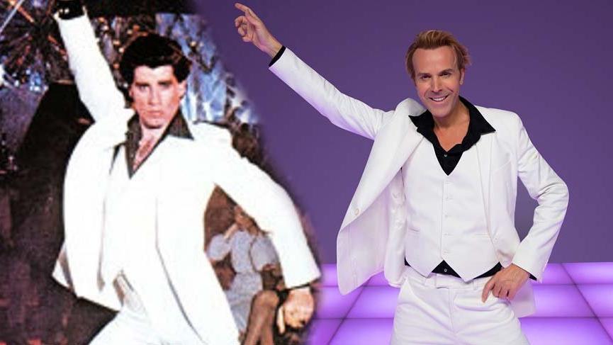 Soner Arıca'dan John Travolta'ya gönderme