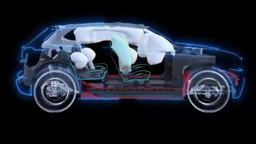 TOGG'dan yerli otomobilin güvenliğiyle ilgili paylaşım!