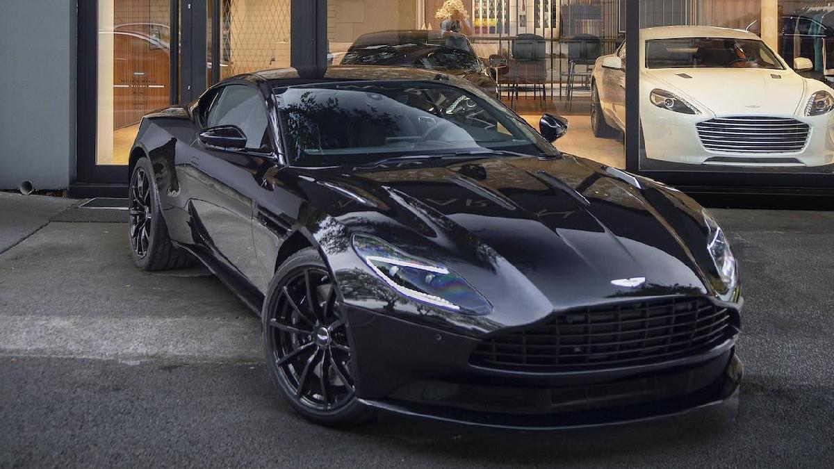 Aston Martin'den 'sıfır faiz' kampanyası!