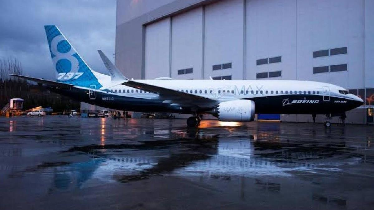 Boeing sabıkalı uçakta yeni bir sorun daha buldu