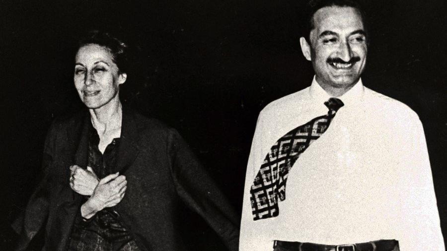 Rahşan Ecevit'in az bilinen fotoğrafları