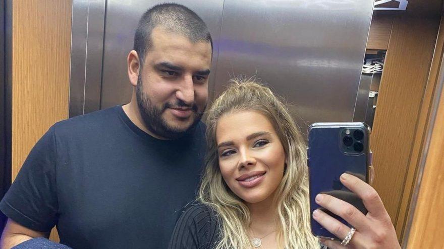 Damla Ersubaşı'nın eşinin paylaşımı sosyal medyanın diline düştü