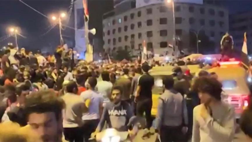 Protestolar yeniden alevlendi! İki ayrı patlamada yaralananlar oldu