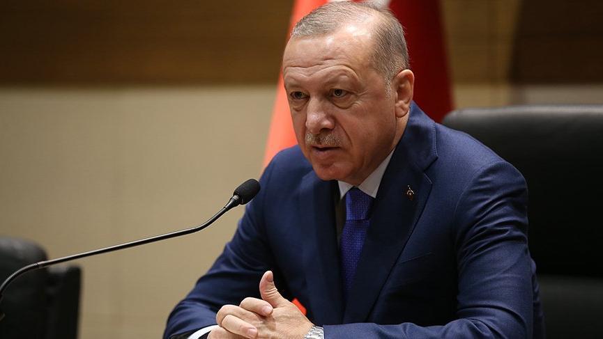 Cumhurbaşkanı Erdoğan: Bir teröristle asla masaya oturmam