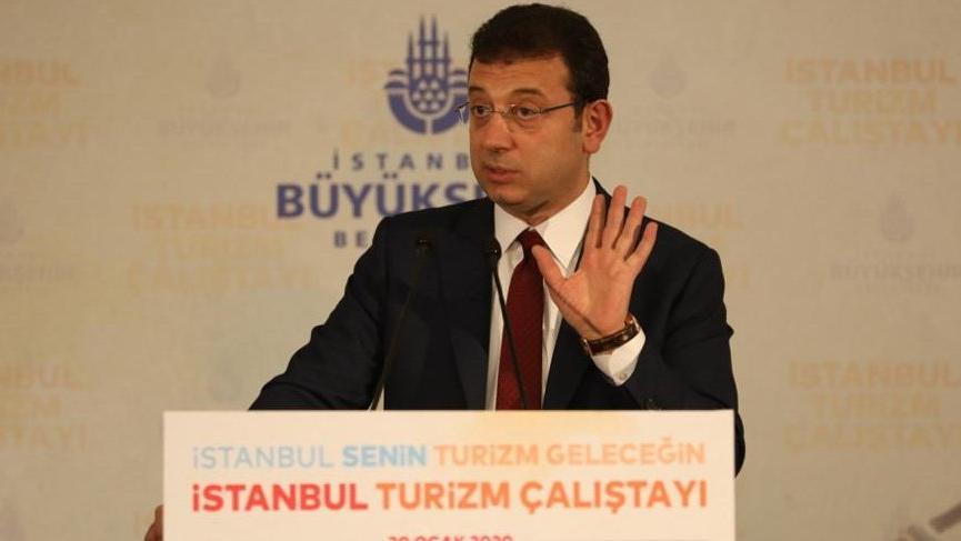 İmamoğlu: İstanbul'da 2,5 milyon işsiz bulunuyor