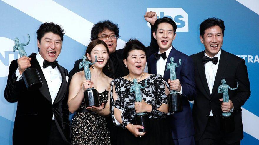 SAG Ödülleri'ne Parasite ve Joker damgası