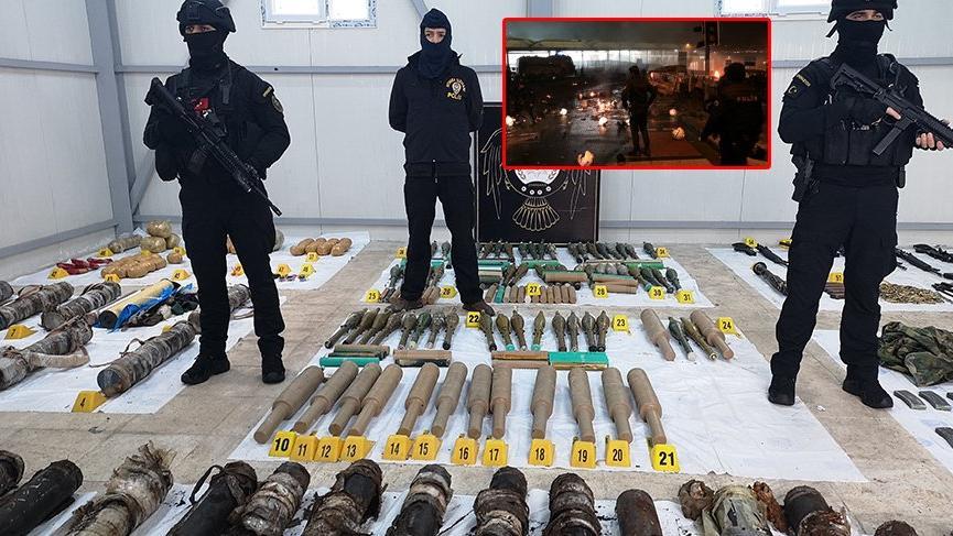 Beşiktaş'ta kullanılan patlayıcılar ile Diyarbakır'da ele geçen aynı çıktı