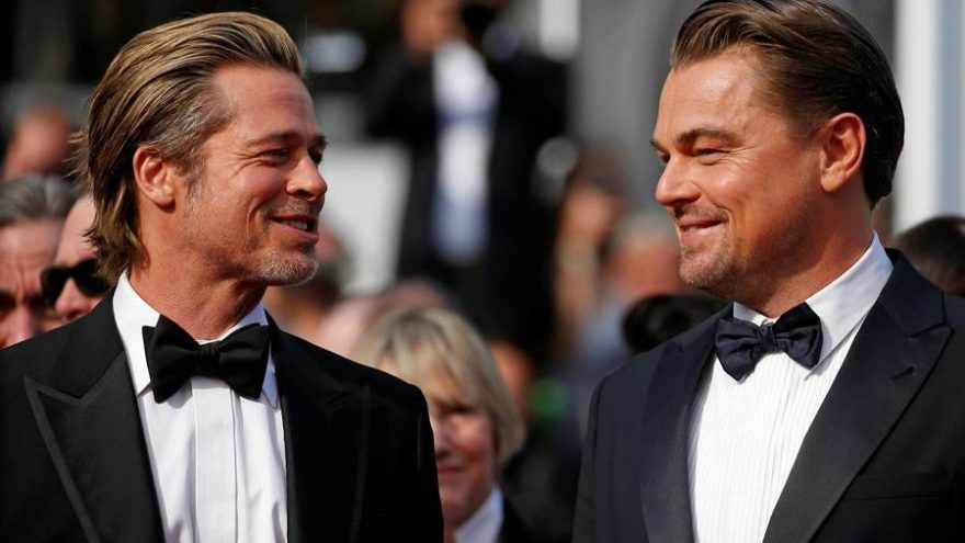 Brad Pitt, Leonardo DiCaprio'nun kendisine taktığı ismi açıkladı