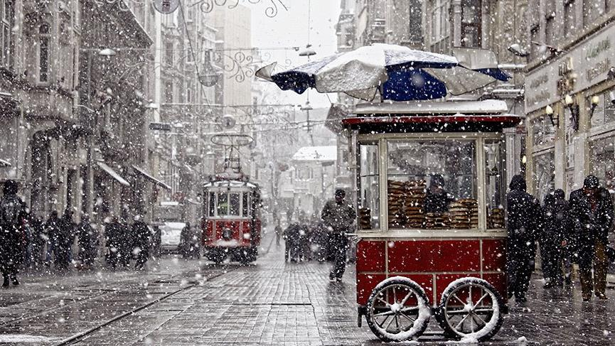 Son dakika: Meteoroloji uyardı kar geliyor! İstanbul'a kar yağacak mı?