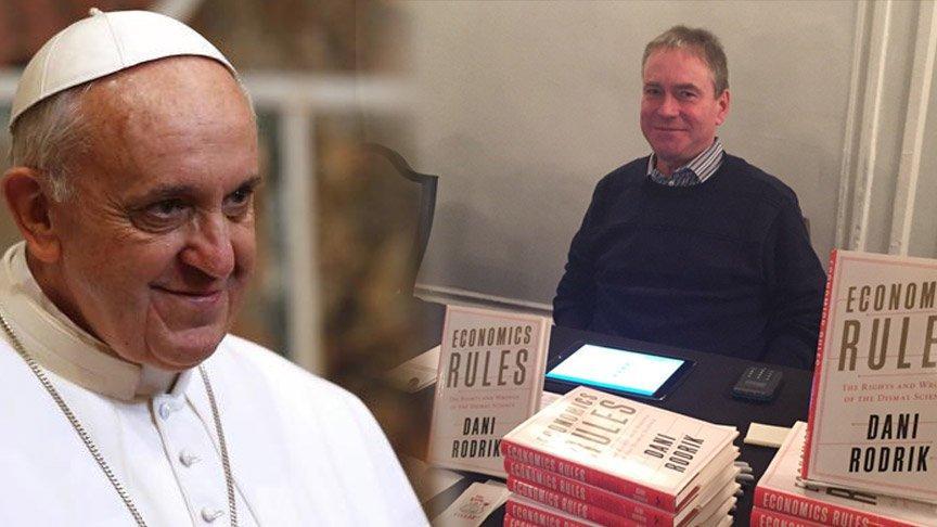 Papa Francis'ten Türk akademisyene yeni görev!