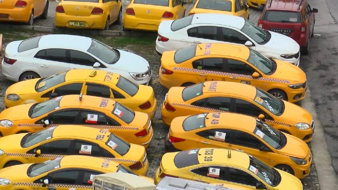 Taksi plakası fiyatları sansürlendi