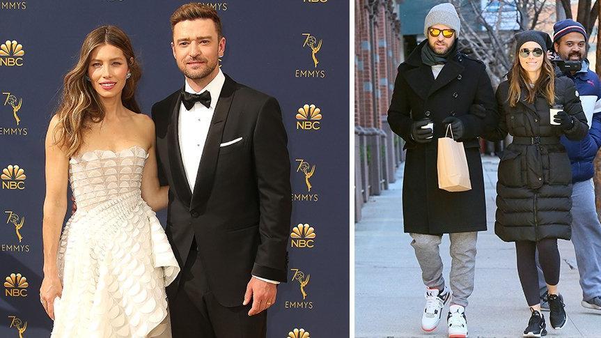 Justin Timberlake ve Jessica Biel evliliklerindeki krizi atlattı