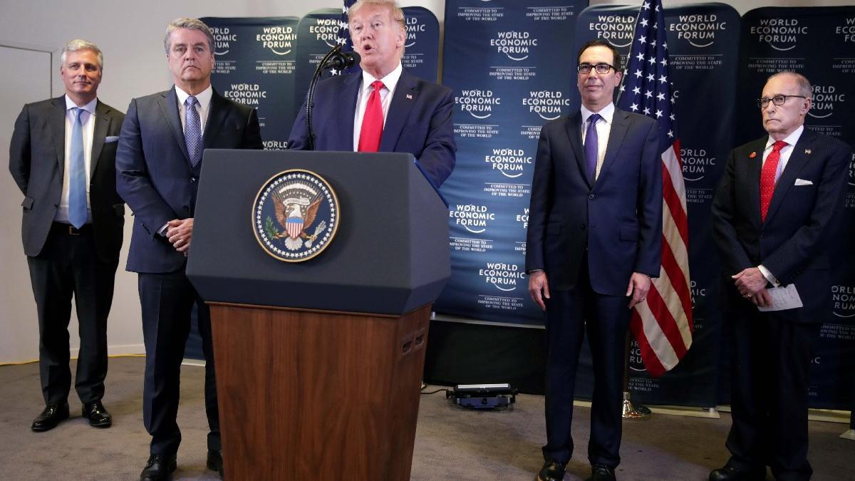 Trump'tan Avrupalı otomobil üreticilerine tehdit!