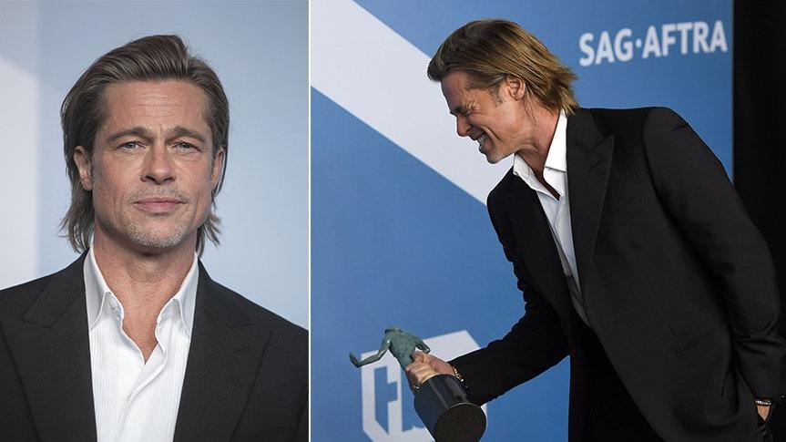 """Brad Pitt hayatından mutlu: """"Hiç şikayetim yok"""""""