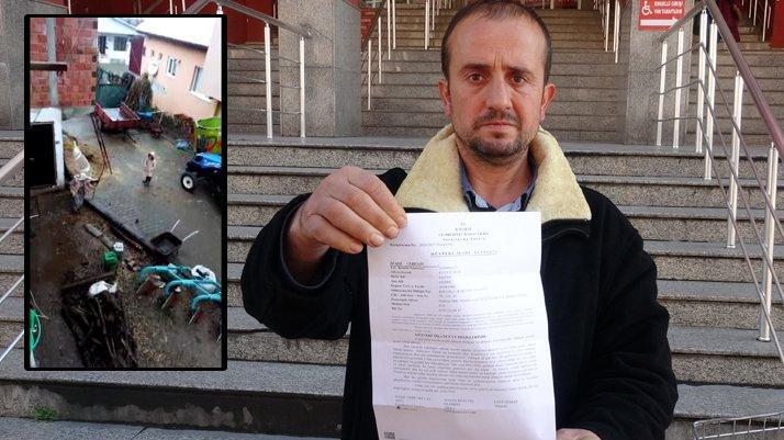 Yavru köpeklerini sopayla dövdükleri iddiasıyla ailesinden şikayetçi oldu