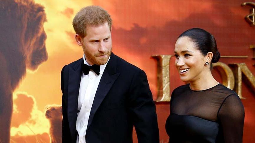 Netflix'in Meghan Markle ve Prens Harry'e The Crown'da oynamaları için teklif götüreceği iddia edildi