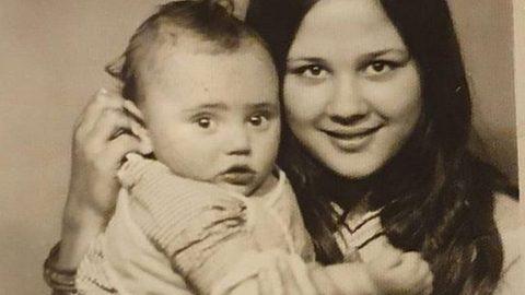 14 yaşında anne olan Safiye Soyman'dan 43 yıllık nostalji