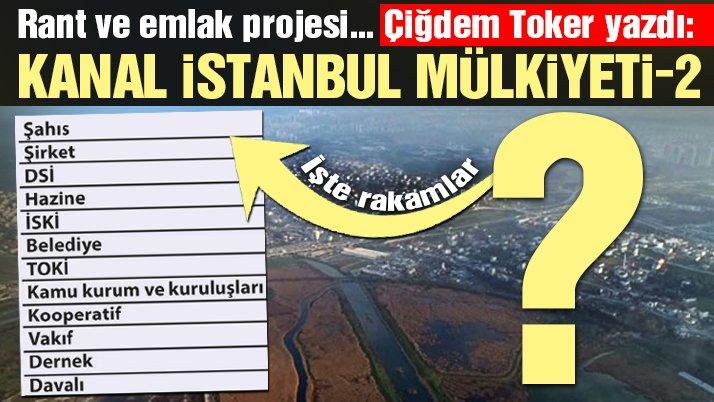 Kanal İstanbul mülkiyeti-2