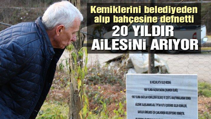 32 yıl önce Türkiye'de ölen Fransız dağcının ailesini arıyor