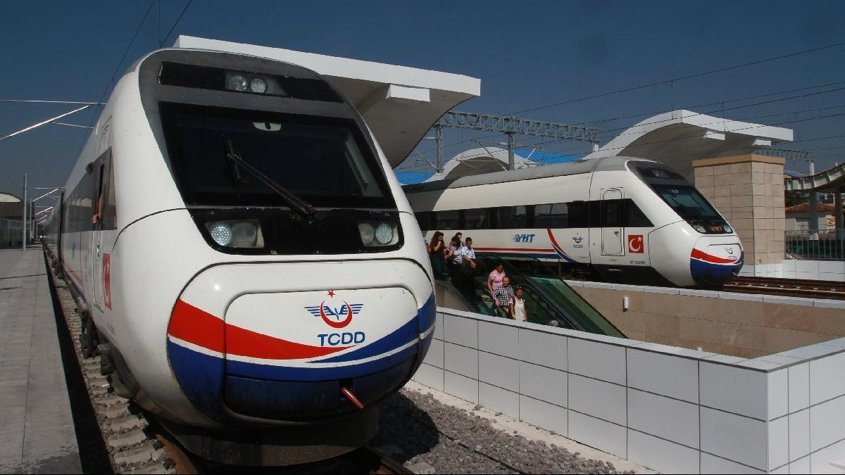 Hızlı trene yüzde 300 zam