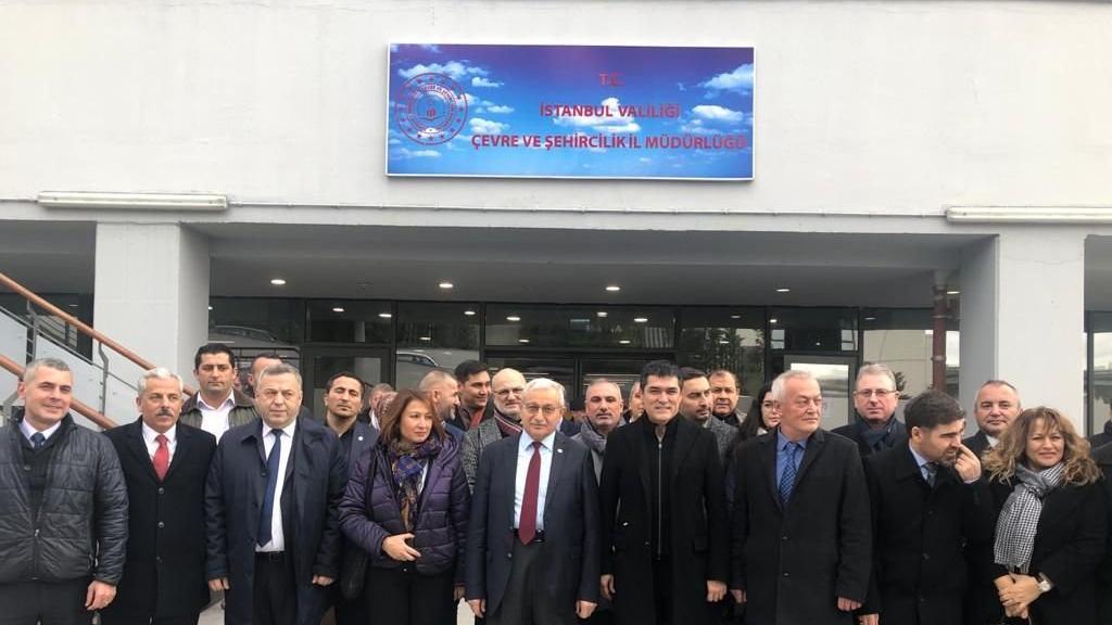 İYİ Parti'den Kanal İstanbul'un plan değişikliklerine itiraz