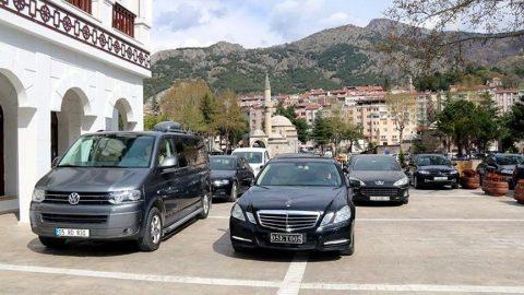 Makam araçlarını toplatan başkan 1.5 milyon lira tasarruf yaptı
