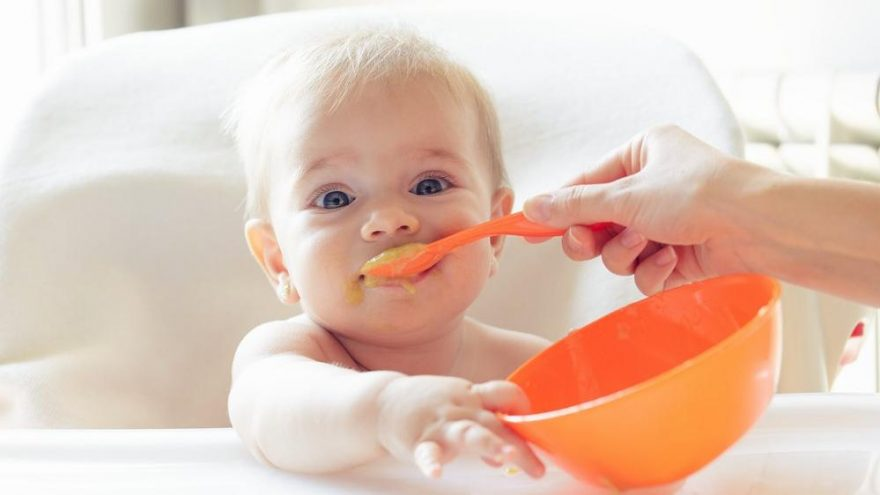 Sert yiyecekler bebeğe ne zaman verilir?